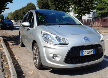 Citroen C3 1.6 VTi 120 Exclusive Style